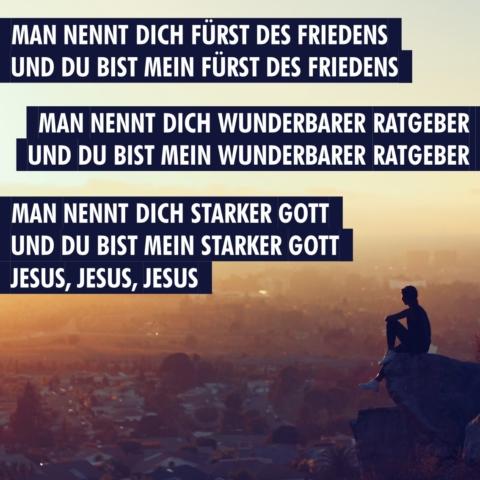 Gebetsraum_Fuerst des Friedens